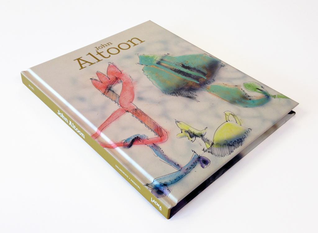 John Altoon exhibition catalogue, LACMA, 2014