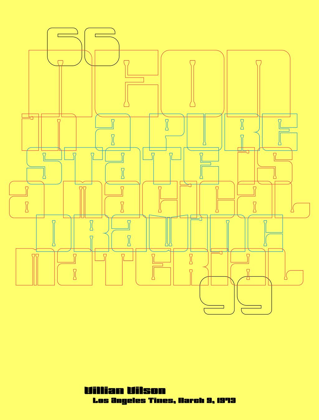 Digital typeface, 2013–2014