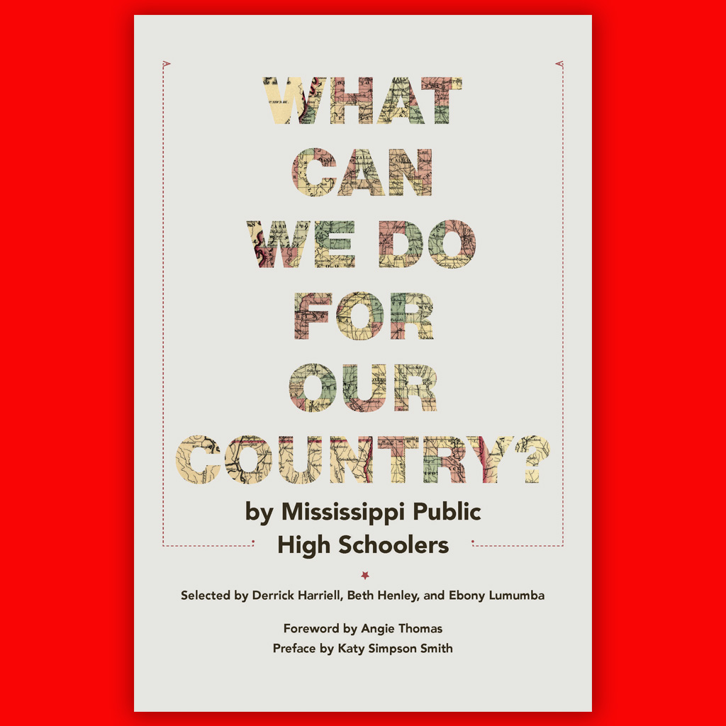 Book cover: What Can We Do for Our Country, 2017.